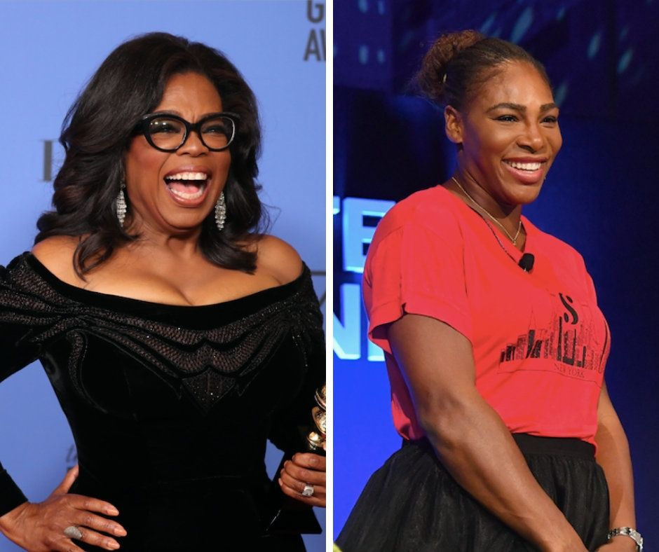 Serena Williams Got The Best Relationship Advice From