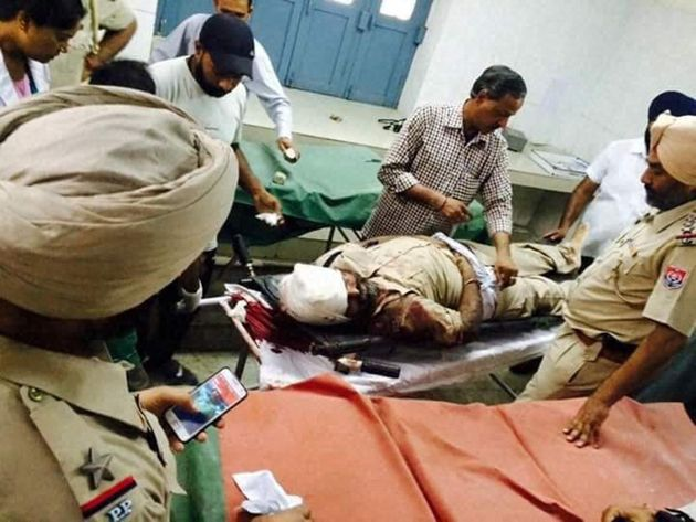 Gurdaspur Police Station Attack: Suspected Militants Entered From