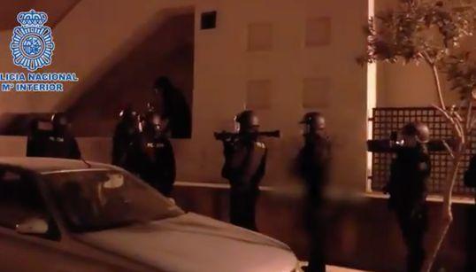 Espagne: Un Marocain arrêté pour ses liens présumés avec