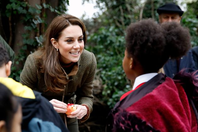 Child Stumps Kate Middleton With The Cutest Question About The