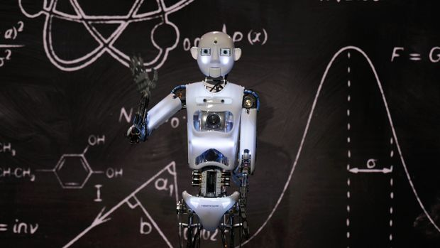 PwC, Robot, Diversity and Inclusion, STEM
