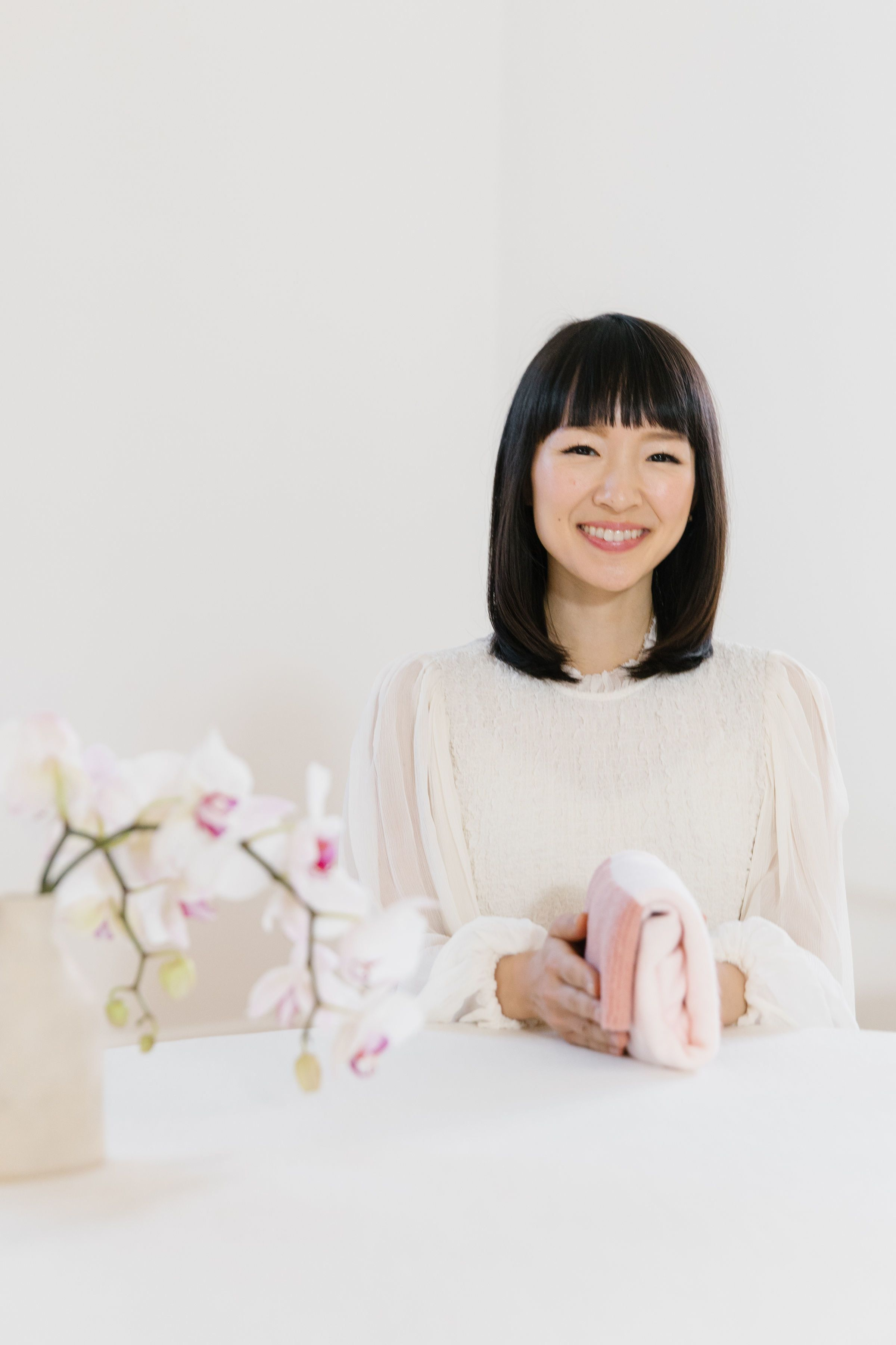 Marie Kondo's decluttering methods can tidy up your job or career, too.