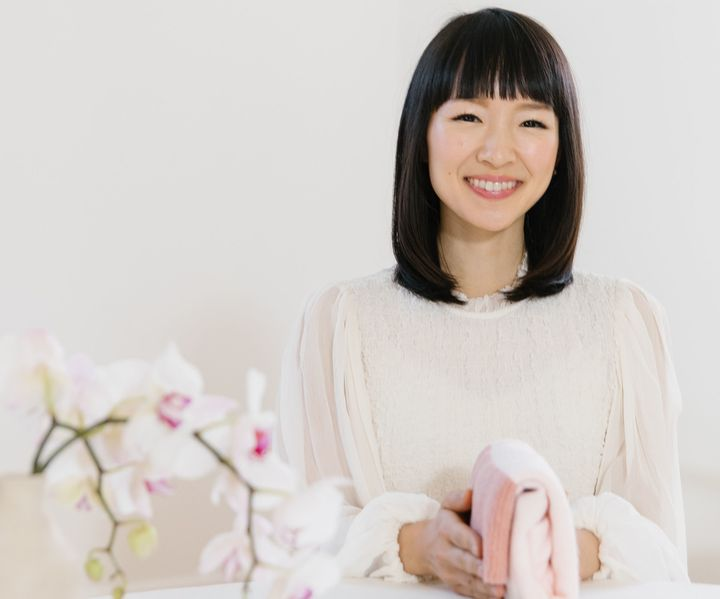 Marie Kondo's decluttering methods can tidy up your job or career, too.