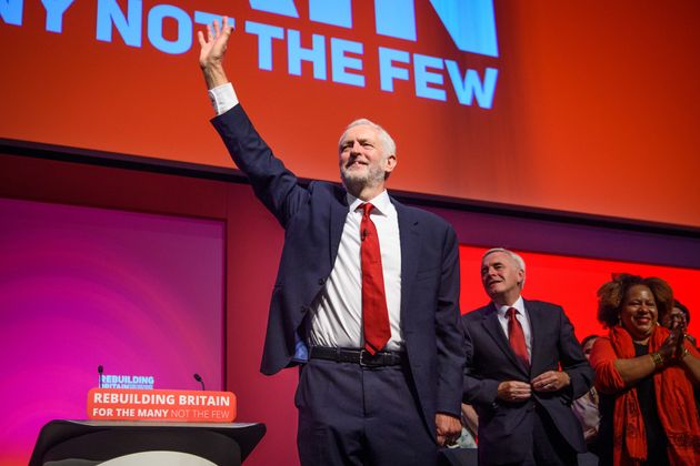 Jeremy Corbyn made a permanent customs union his price for backing the