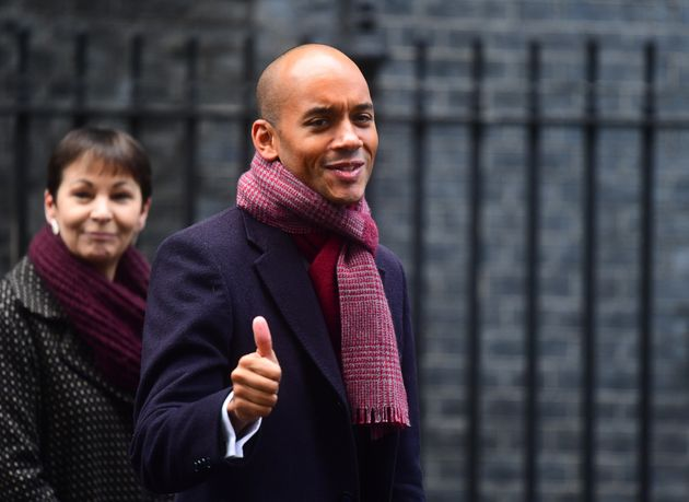 Labour Remainer Chuka Umunna was one of the earliest campaigners for a second