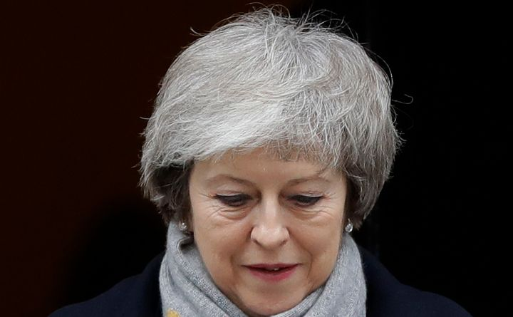 British Prime Minister Theresa May called a confidence vote in her own government.