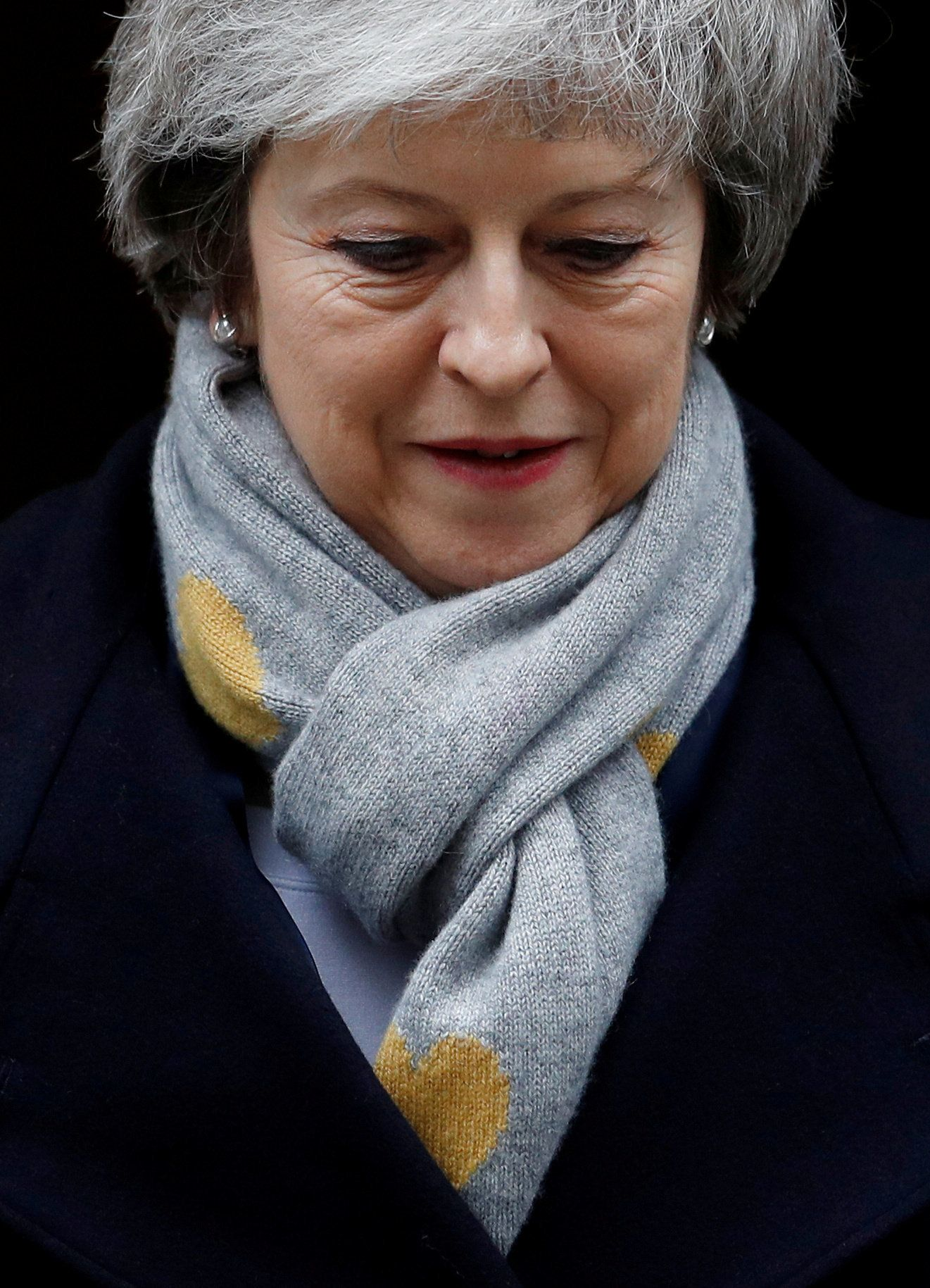 British PM's Brexit Deal Rejected By Massive