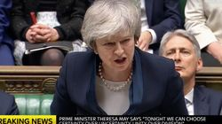 Brexit: May und Corbyn liefern sich ein hartes