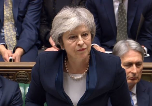 Theresa May Suffers Massive Brexit Defeat As MPs Vote To Reject Her EU