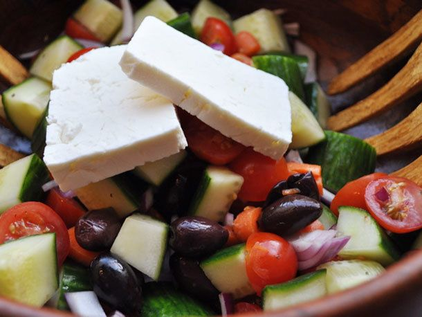 Ocho recetas internacionales de ensaladas que deberías