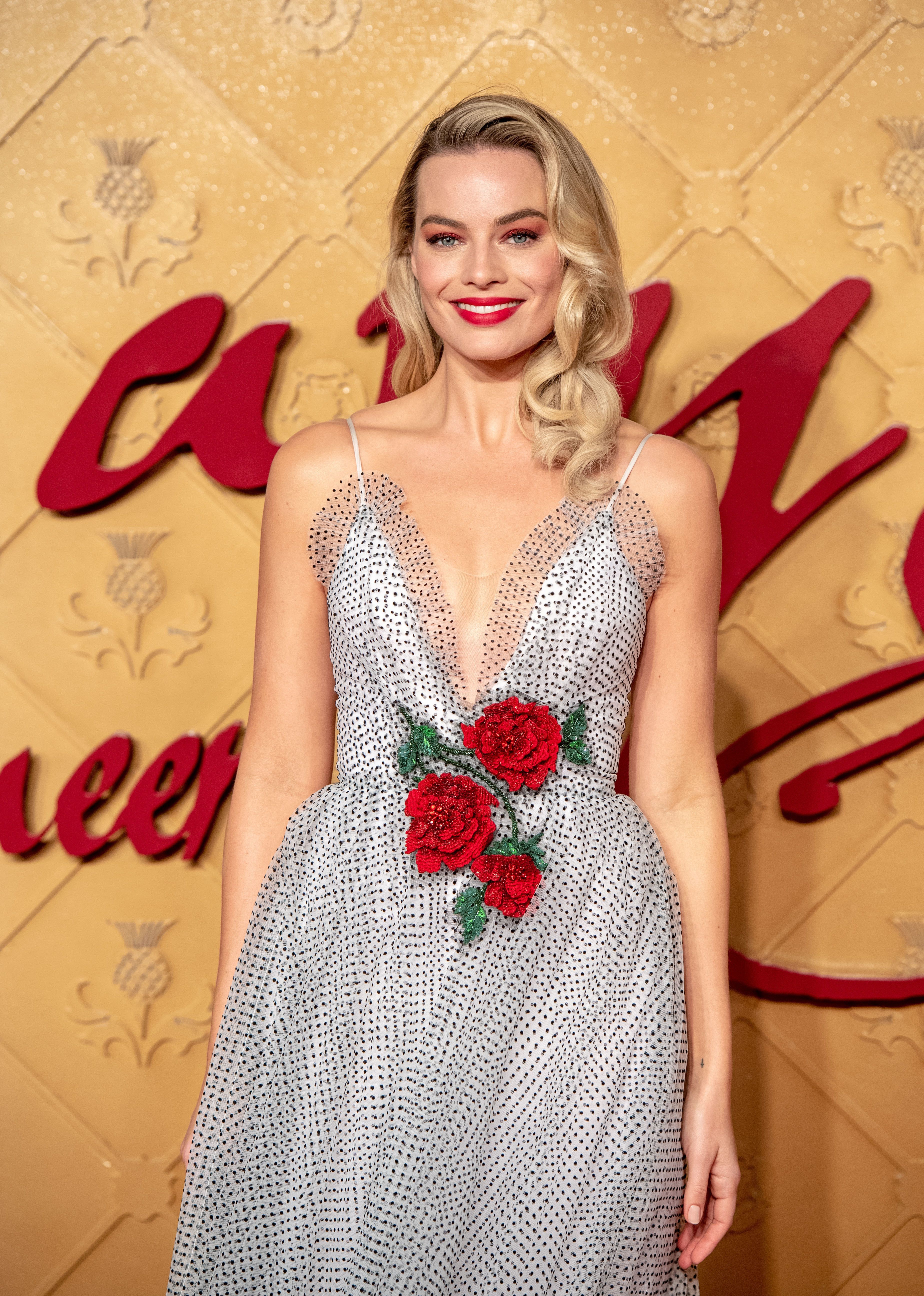 Margot Robbie Has Great Reply To Anyone Wondering When She'll Have A