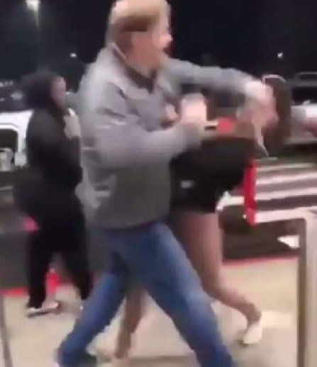 Video posted to YouTube appears to show the reported assault.