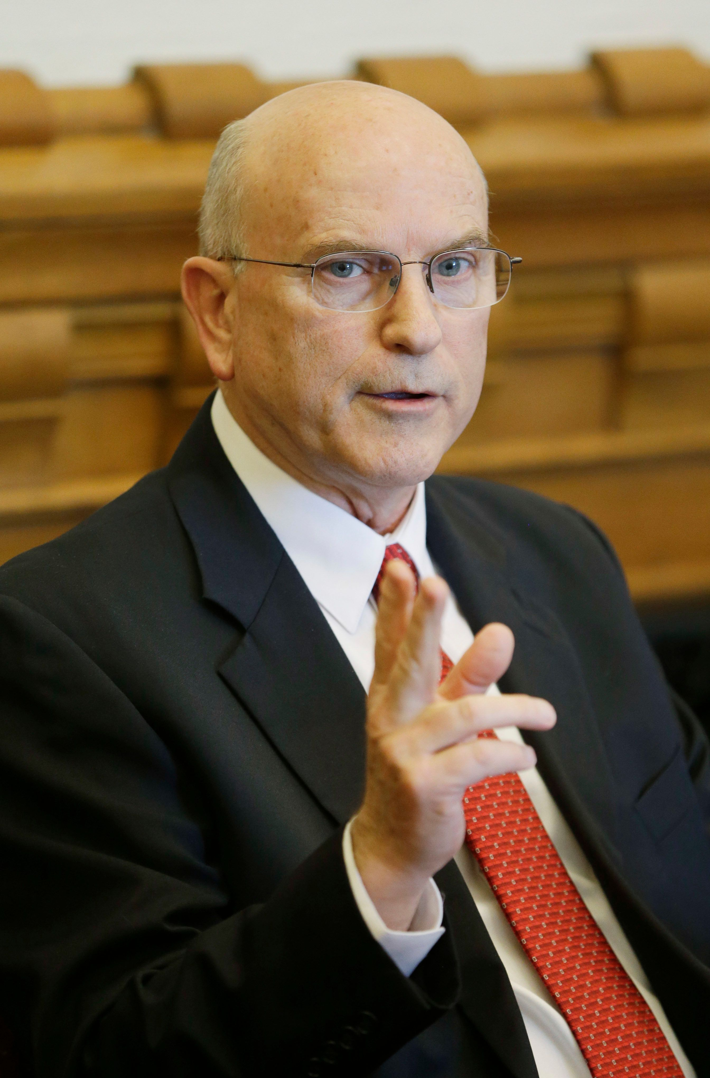 Indiana state Sen. Dennis Kruse (R) has reportedly introduced a total of six creationism-related bills since 2000.
