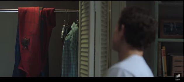 '스파이더맨:파 프롬 홈' 예고편에서 추측한 토니 스타크의