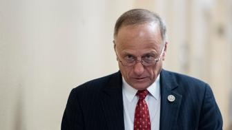 A major newspaper in Rep. Steve King's (R-Iowa) home state just called for his