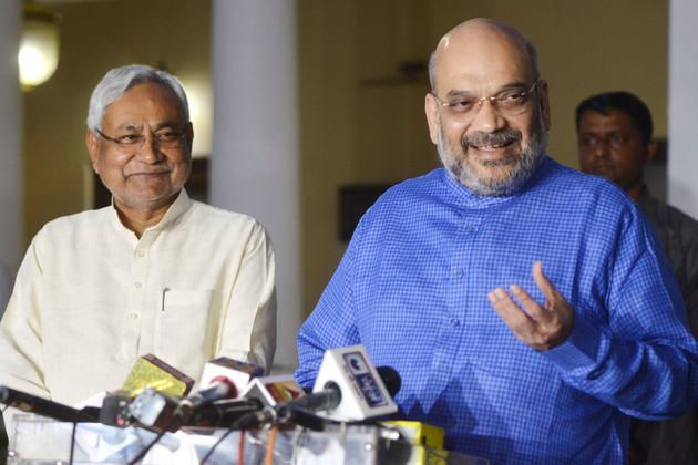 Amit Shah Asked Me To Induct Prashant Kishor Into JD(U), Twice: Nitish