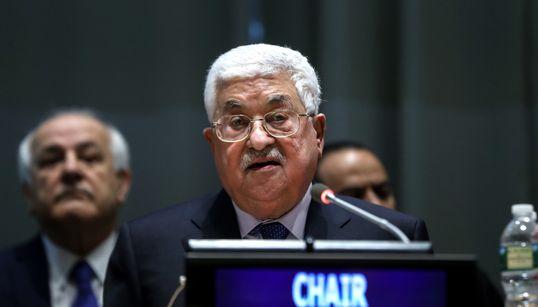 ONU: les Palestiniens, en quête d'un statut d'Etat membre, prennent la tête du