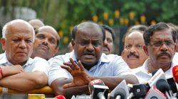 'They Will Come Back': Kumaraswamy Confident Congress MLAs Will