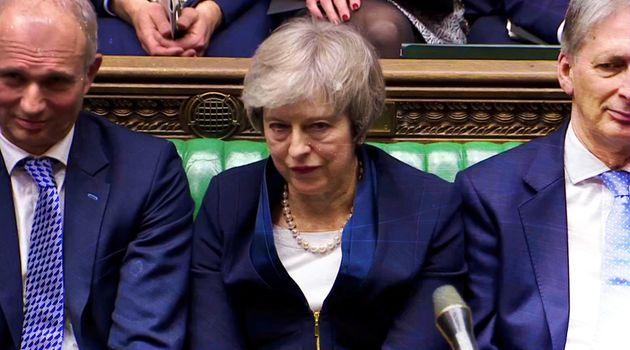 Nach Brexit-Horror: Wie May nun