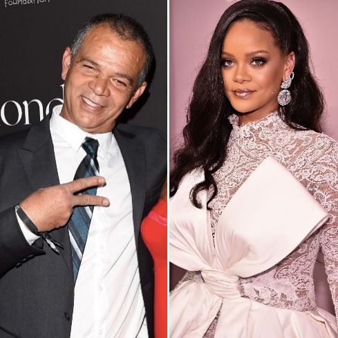 Rihanna poursuit son père Ronald Fenty en