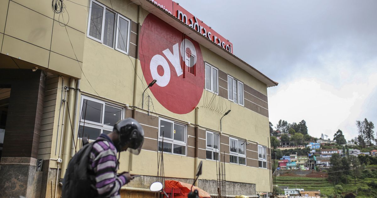 Why OYO Sharing Check-In Details With The Govt Should Worry You