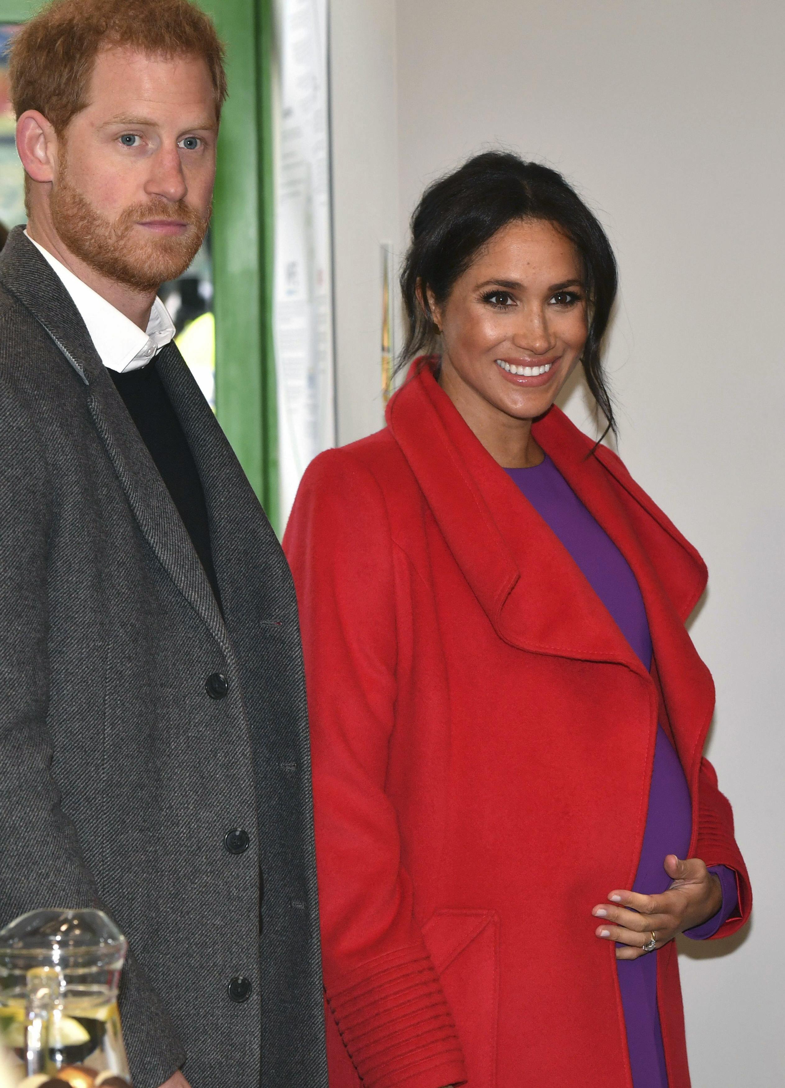 Royal-Angestellte sind sich sicher: Ehe von Meghan und Harry ist zum Scheitern