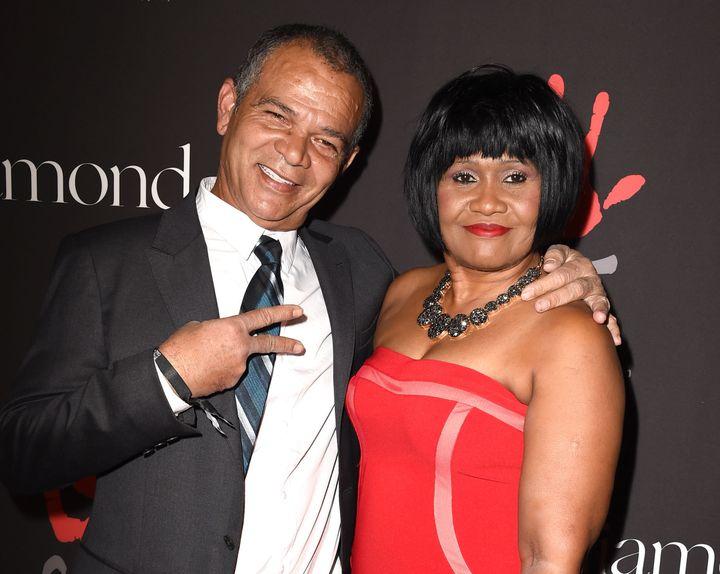 Οι γονείς της Rihanna