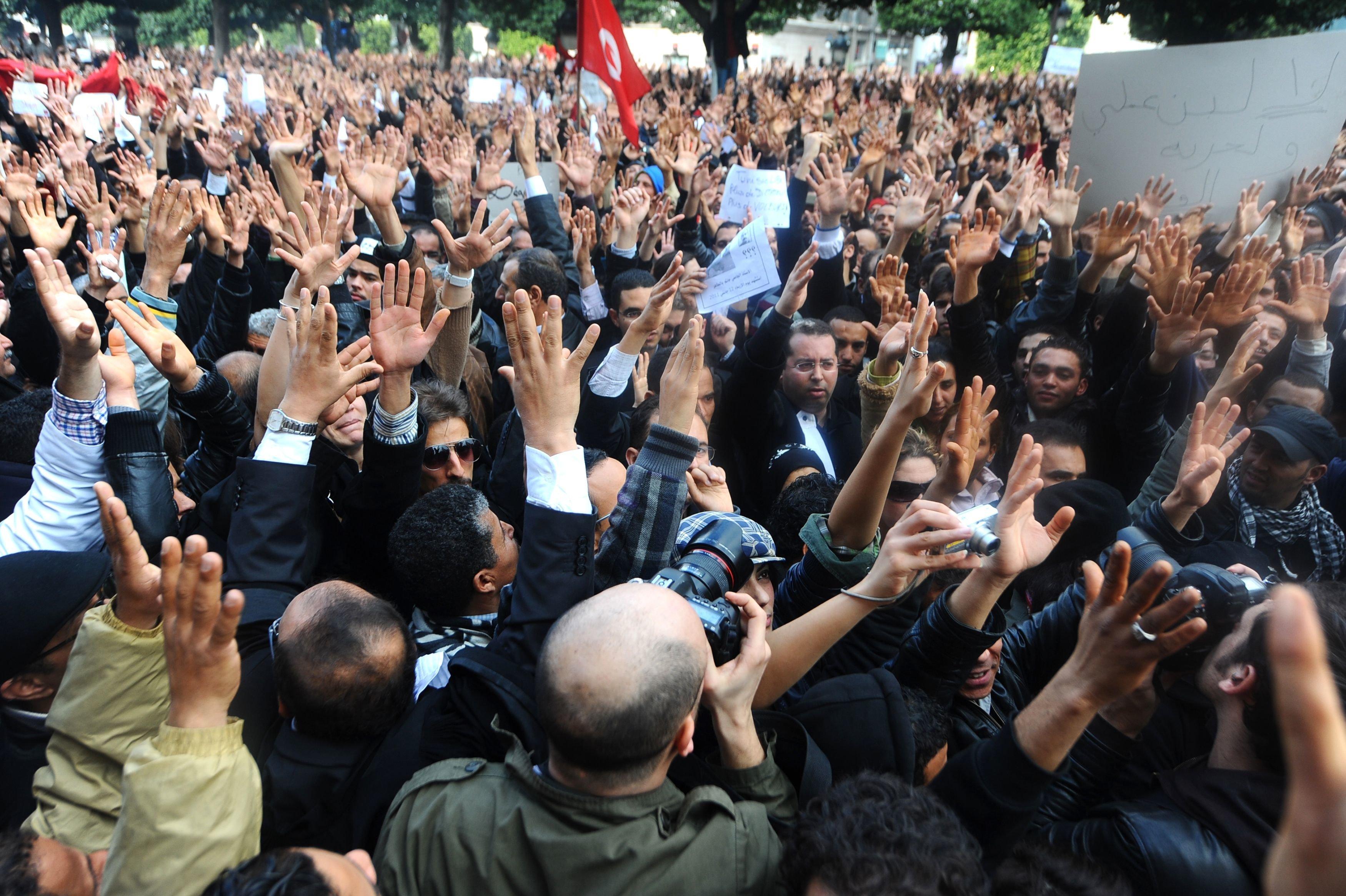 Non, la révolution n'est pas responsable