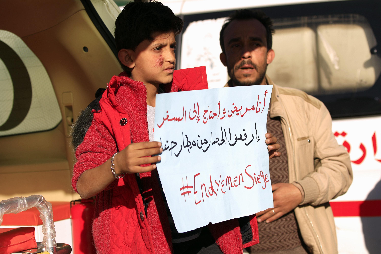BLOG- Yémen: un conflit dans la