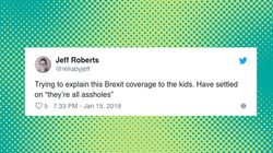 13 Tweets That Sum Up The Total Impossibility of Trying To Explain Brexit To