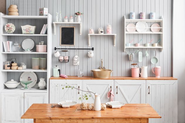 Inspired By Marie Kondo? How To Declutter Your Kitchen And Make