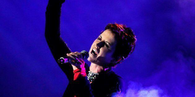 Le groupe Cranberries a souhaité rendre un dernier hommage à ler chanteuse Dolores