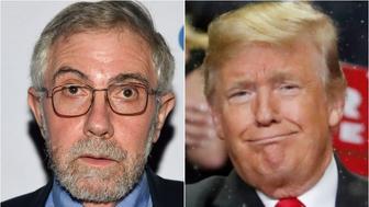 Krugman and Trump