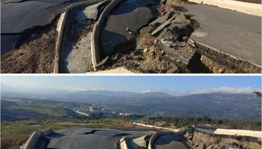 Affaissement de terrain à Azazga: l'APC annonce des mesures pour stabiliser le