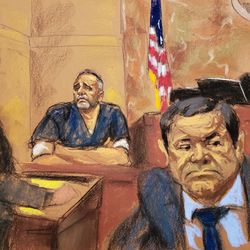 Witness In 'El Chapo' Trial Backs Explosive Claim About Bribes To Mexican