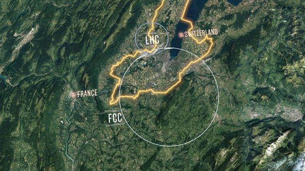 FCC: Σχέδια του Cern για ακόμα μεγαλύτερο επιταχυντή