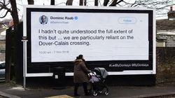The Mysterious Poster Campaign Trolling Politicians With Their Own Words Has