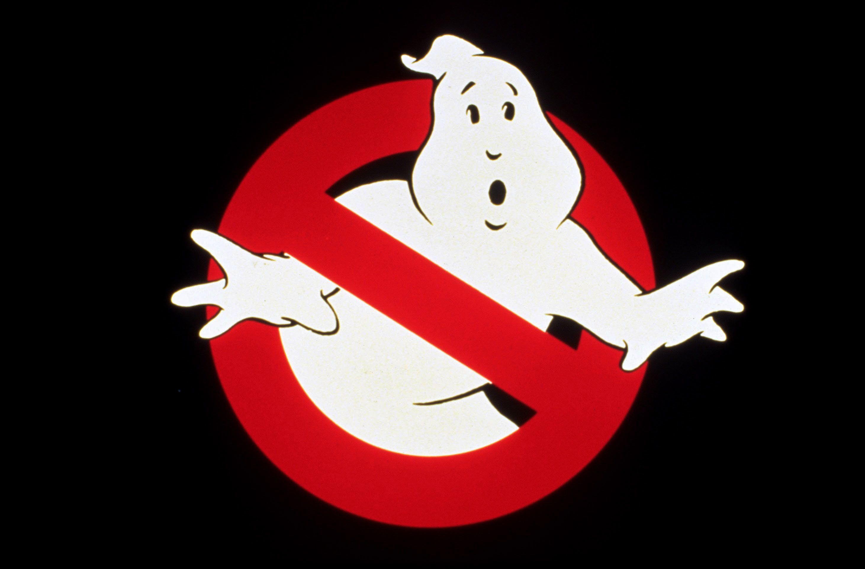 The iconic 'Ghostbusters'