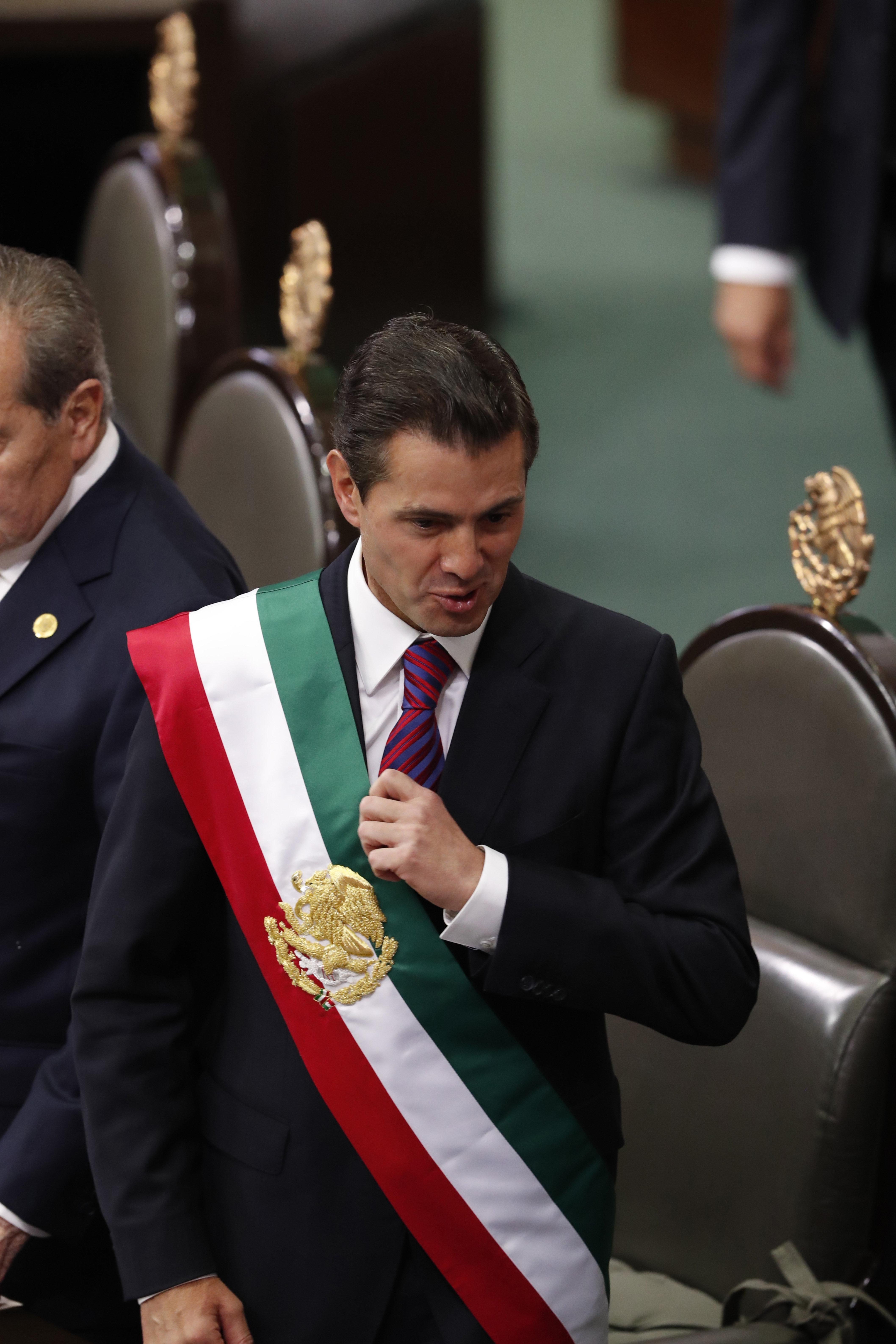Μεξικό: Μάρτυρας κατέθεσε πως ο «Ελ Τσάπο» δωροδόκησε τον πρώην πρόεδρο Πένα Νιέτο με 100 εκατ.