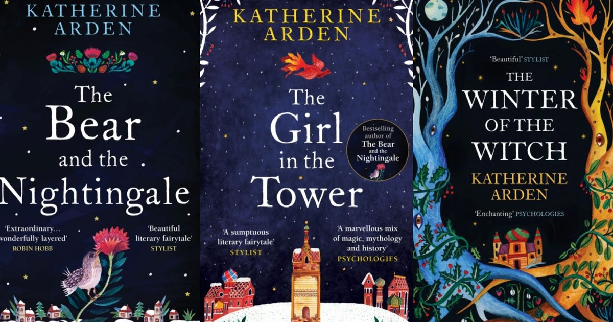 Katherine Arden S Winternight Trilogy Is A Heady Mix Of Politics Spirits Amp Wars In Old Russia