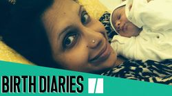 BIRTH DIARIES: 'I Spent Our First Wedding Anniversary In Labour. But The Birth? I Remember