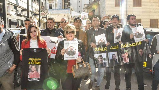 """Procès en appel de Adlène Mellah: Zoubida Assoul appelle à une """"mobilisation en"""