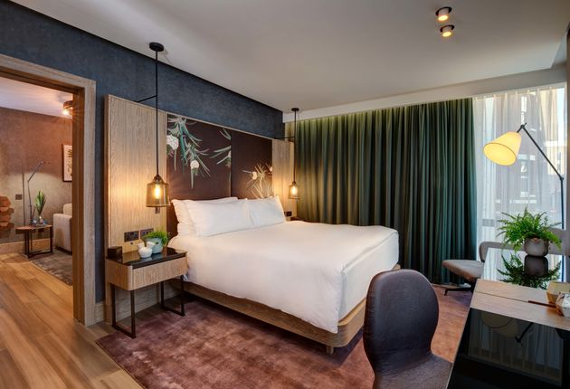 Hilton Bankside Opens Fully Vegan Hotel Room (But You Have To Be Loaded To Stay
