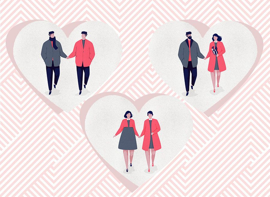 How To Navigate Your First Valentine's Day Together As A