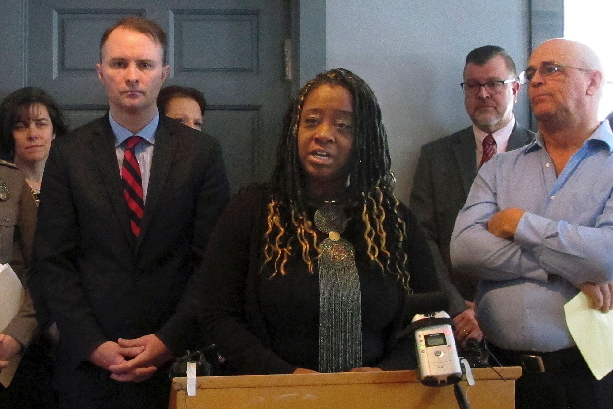 White Supremacist Who Harassed Vermont Lawmaker Crashes Her Press Conference