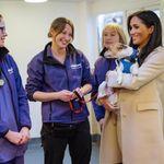 Royals: Meghan streichelt süßen Hund und wird beleidigt – so reagiert