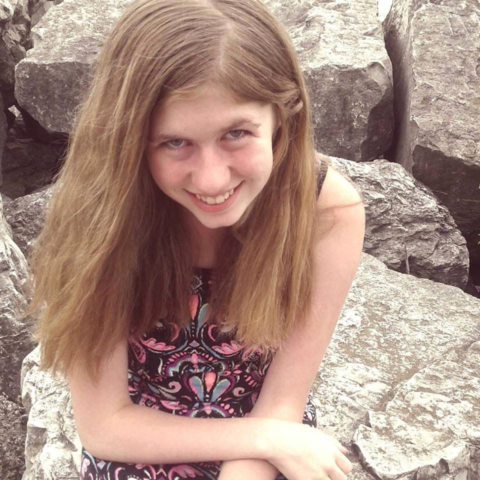 Oct 15, 2018; Barron County, WI, USA; Undated handout photo of missing 13-year-old Jayme Closs. Mandatory Credit: Barron County Sheriff's Department Handout Photo via USA TODAY NETWORKOct 15, 2018; Barron County, WI, USA; Undated handout photo of missing 13-year-old Jayme Closs. Mandatory Credit: Barron County Sheriff's Department Handout Photo via USA TODAY NETWORK/Sipa USA
