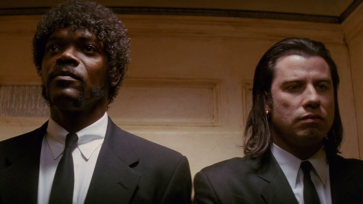"""Pulp Fiction"" is streaming on Netflix."