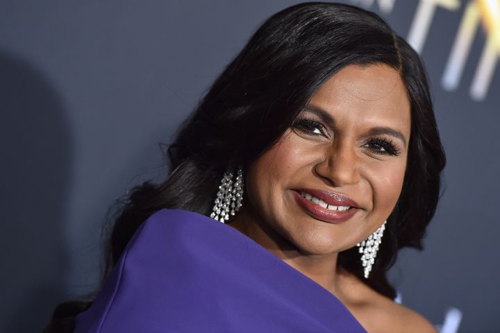 Mindy Kaling welcomed her daughter, Katherine, in December 2017.