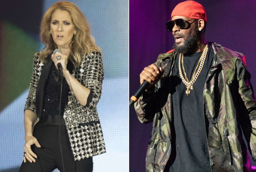BACKLASH: Céline Dion Is The Latest Star To Pull Her R Kelly Collaboration From Streaming